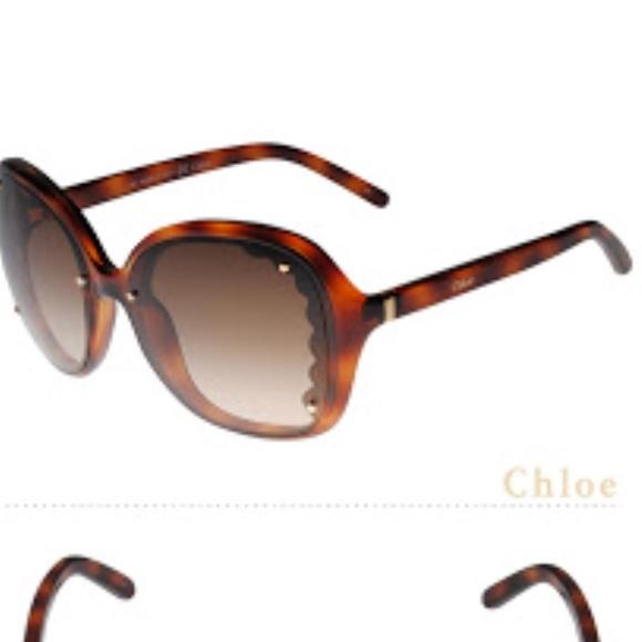 547d54241df2 Chloe Accessories - Authentic Chloe sunglasses